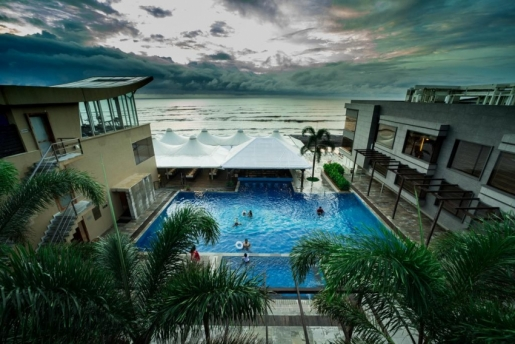 The Gold Beach Resort Daman
