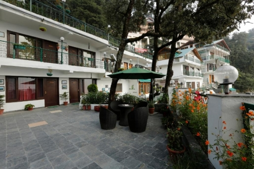 Mongas Hotel and Resort Dalhousie
