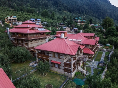 Shivadya Resort and Spa Manali