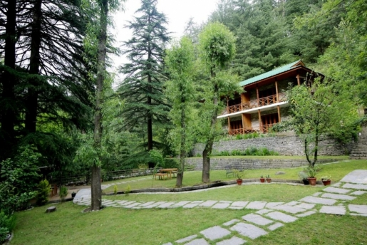 Tall Trees Resort by Opensky Manali