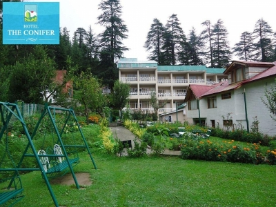 Hotel Conifer Manali