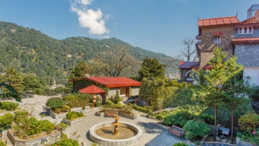 The Naini Retreat Nainital