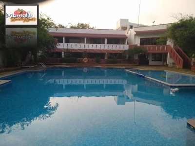 Mamalla Beach Resort Mahabalipuram