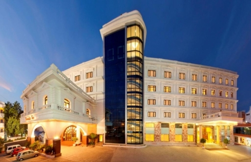 Anandha Inn Convention Centre and Suites Pondicherry